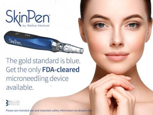 FDA approved SkinPen device