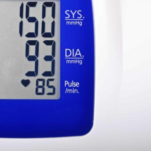 Diabetes blood sugar reading