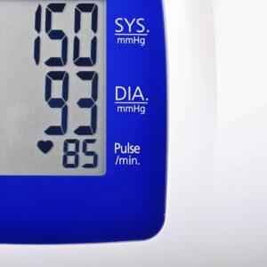 Diabetes blood sugar reading