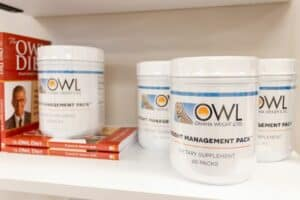 The OWL Diet book and Supplements