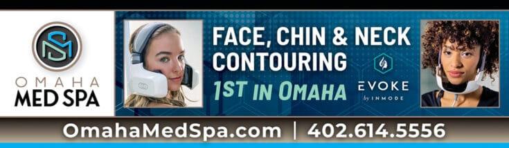 Evoke billboard Omaha med spa